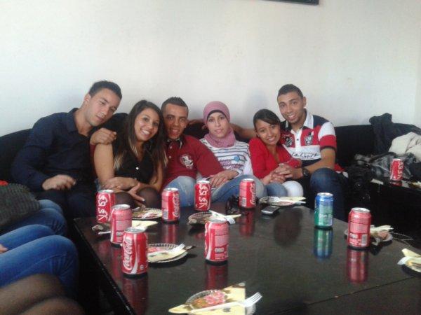 tjr avec mes amis