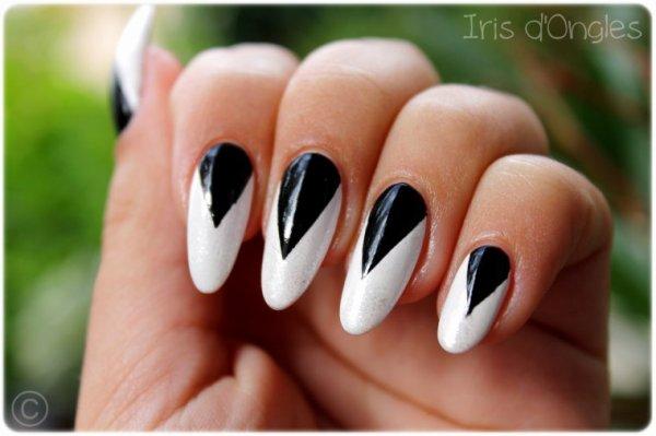 Nail Art Rihanna You Da One