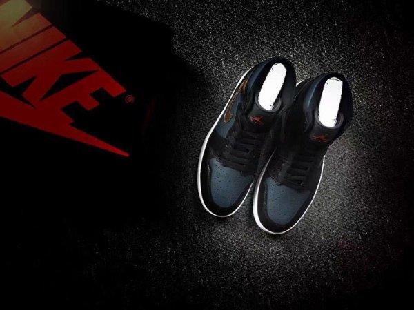 Nike Air Jordan 1 Bronze Medal Men's Basketball Shoes