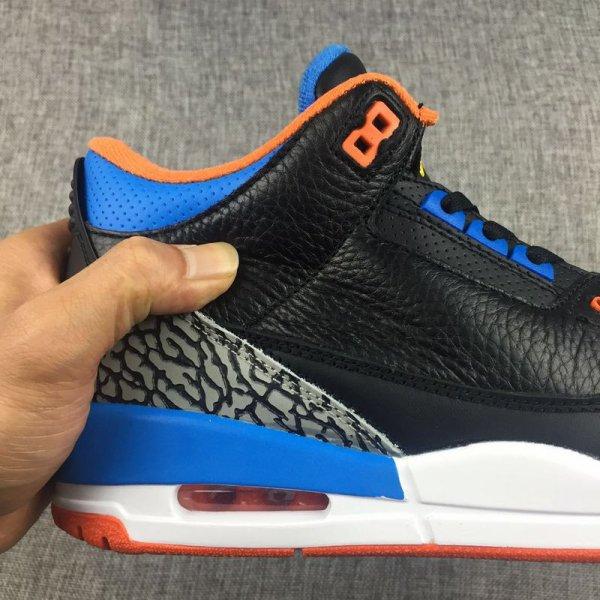 Air Jordan 3 Westbrook 'OKC' Basketball Shoes