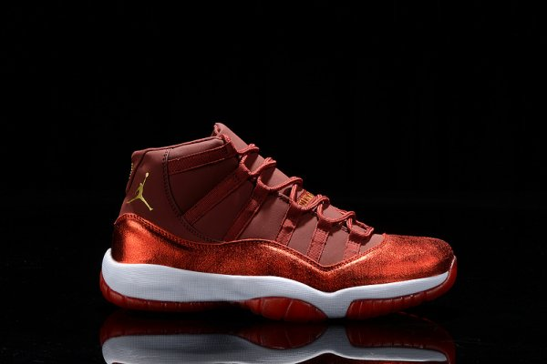"Air Jordan 11 Retro XI Velvet ""Heiress"" Men's And Women's Shoes size 36-47"
