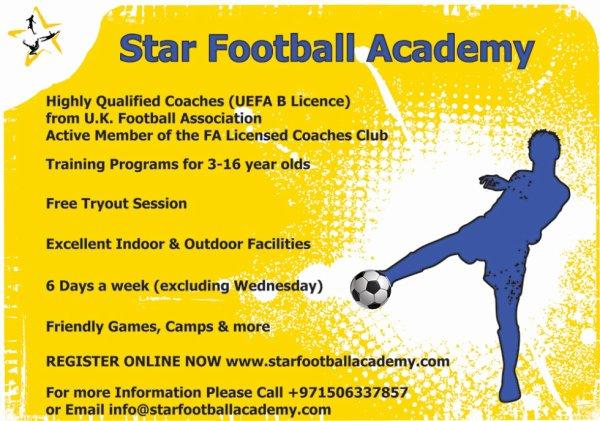 football soccer school