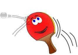 top ping pong paddles