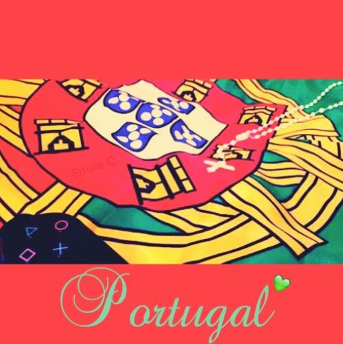 Ser Português é ser diferente dos outros, ser Português é um sentimento incomparavél, ser Português é a melhor coisa que nos pode acontecer na vida, o amor pela nossa bandeira é unico ! ♥