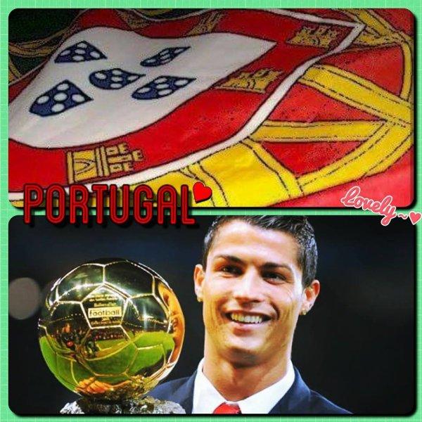 Le ballon d'or 2016 est, pour la 4ème fois attribué à .... Cristiano Ronaldo ♥