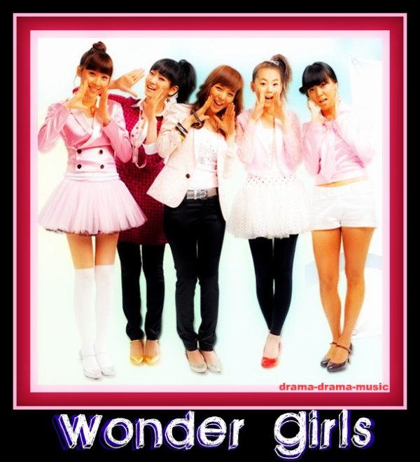 Wonder Girls / 원더걸스