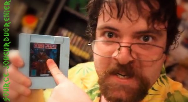 Joueur Du Grenier : Des jeux Color Dreams - NES