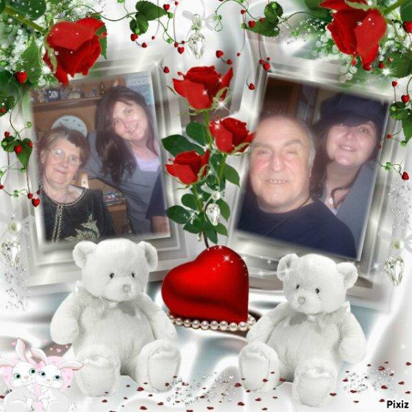 mes parents & moi