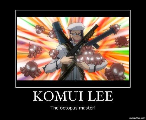 Images débiles de Komui Lee (Hors série)