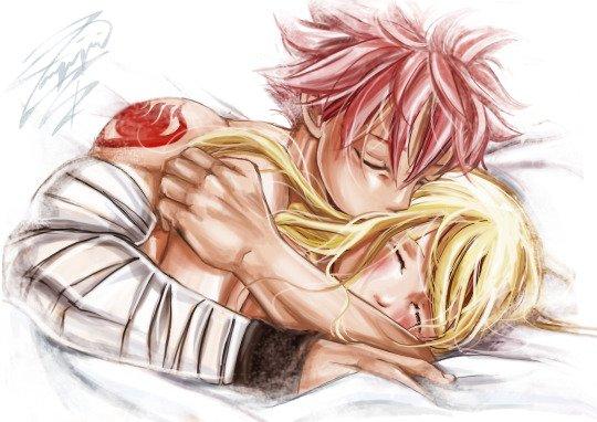 Un réveil avec Lucy..