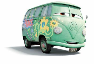 Le van dans le nouveau dessin anim disney cars un tour du monde en van a vous dit - Car dessin anime gratuit ...
