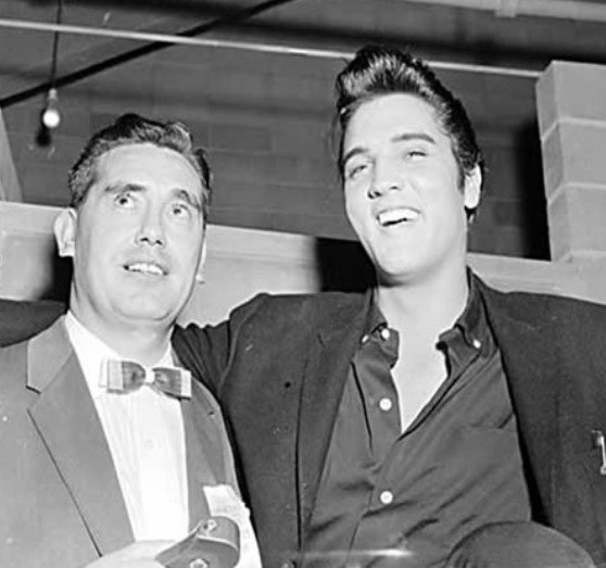 Photo :  Elvis Presley Vancouver, Canada. Empire Stadium Août 31, 1957