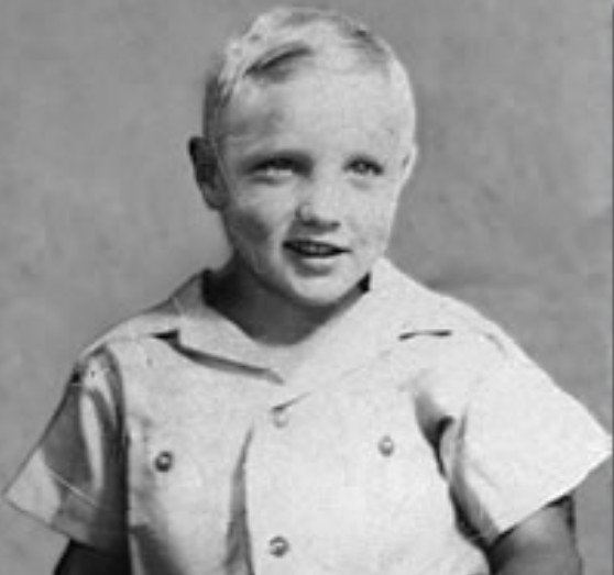 Photos :  Elvis Presley Enfance