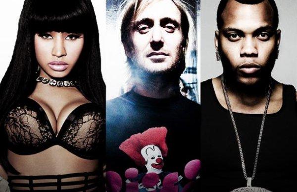 David Guetta & Nicki Minaj & Flo Rida