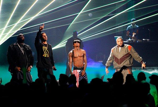 Dj Khaled & Drake & Rick Ross & Lil Wayne
