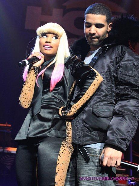 Nicki Minaj & Drake