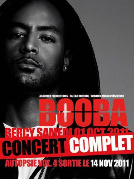 Booba  - Paris Bercy