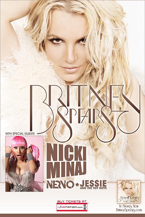 Britney Spears - Femme Fatale Tour