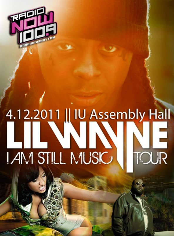 Lil Wayne - I'm Still Music Tour