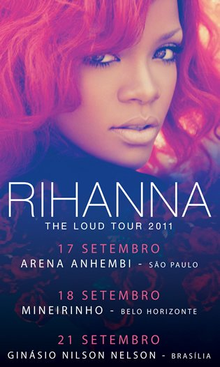Rihanna - Loud Tour