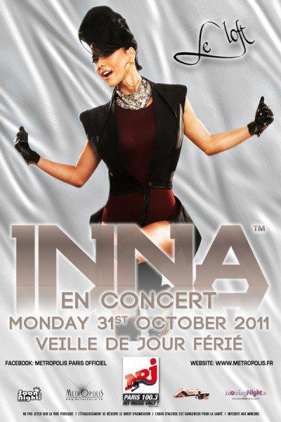Inna - Tour