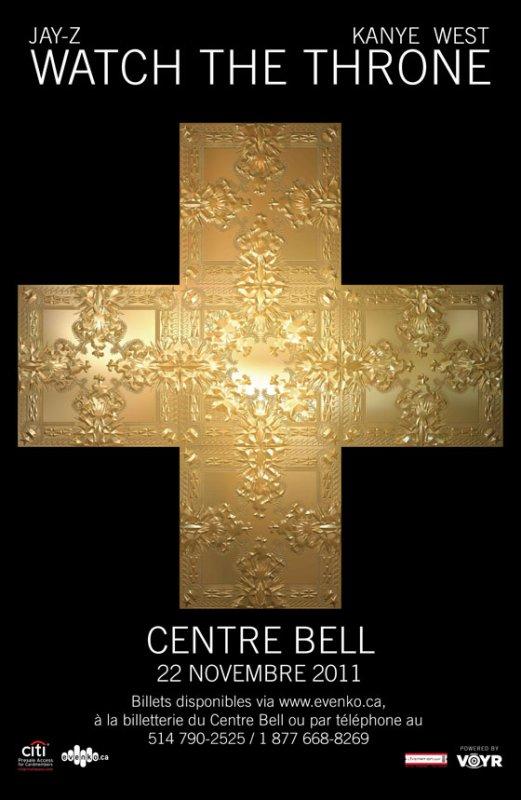 Kanye West & Jay-Z - Centre Bell