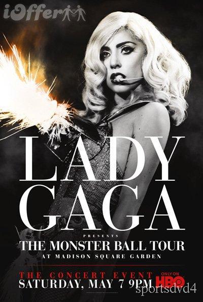 Lady Gaga - Madison Square Garden