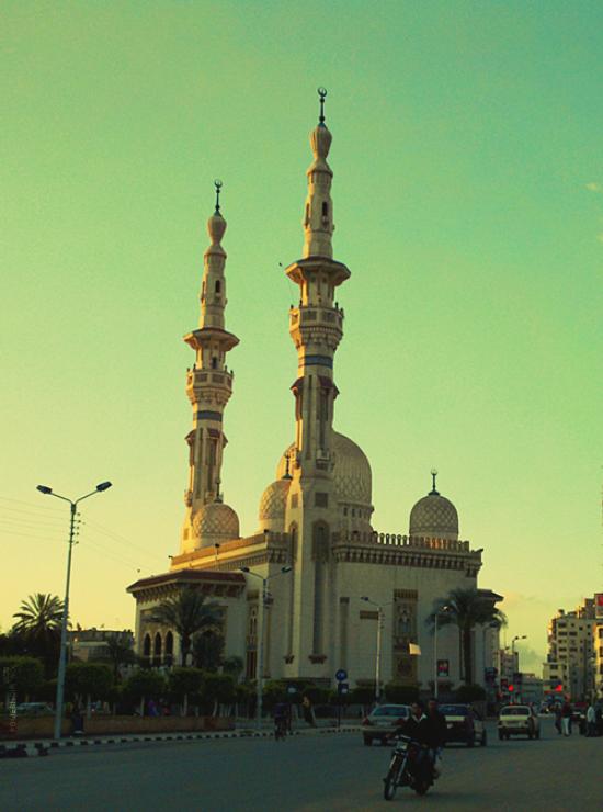 Salam Aleykoum Wa Ramatoullah Wa Barakatouh