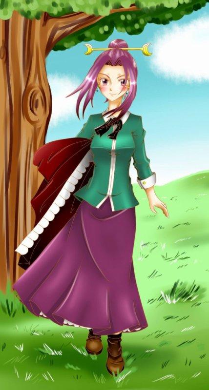 polyushka fairy tail :)
