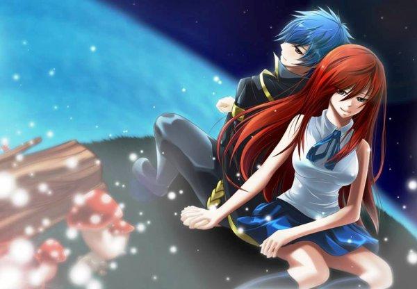 romance with jerza :)