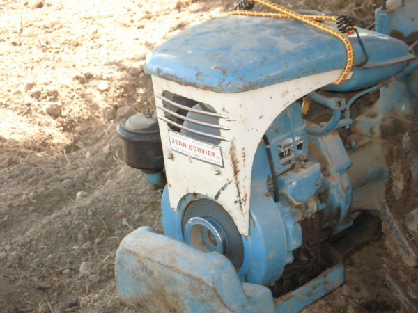 labour jardin avec motoculteur staub moteur landini 2501c3