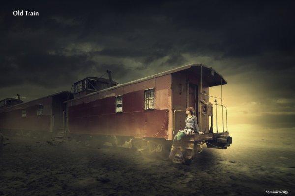 Old Train1