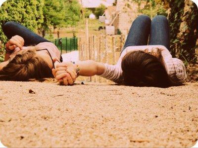 """""""Une amitié qui a pu vieillir, ne doit pas mourir."""""""