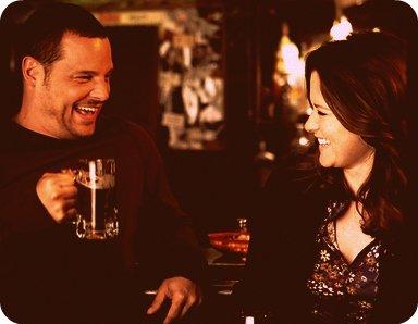 « C'est comme s'il y avait une seule personne à aimer dans ce monde, Et vous en trouvez une autre. »