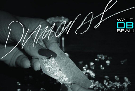 Rihanna  / Diamonds (Reidiculous Remix) (2013)