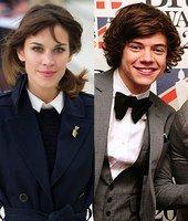 Actu du jour: One Direction : Harry en couple avec Alexa Chung ?