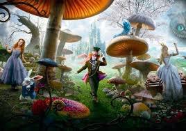 Alice au pays des merveilles ♥