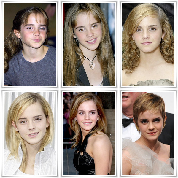 Emma Watson a bien changer, en voici la preuve surtout niveau capillaire !!