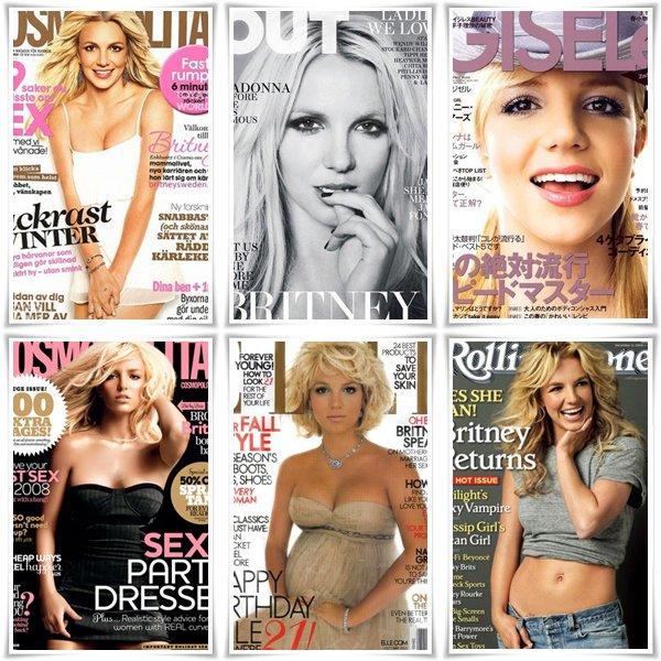 Britney Spears à bien changer, qu'en pensez-vous ??