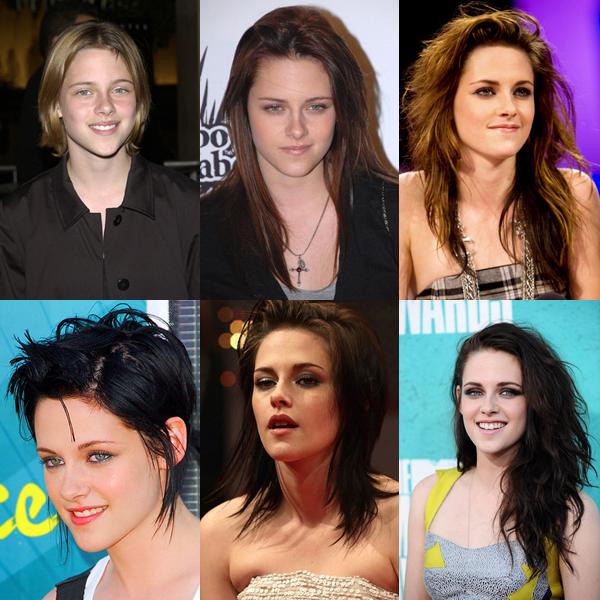 Cet article sera consacré a la belle Kristen Stewart, qui a bien changer aussi !