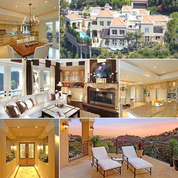 Voici quelques photos de la maison de Lady Gaga !! Elle possède 6 chambres, 6 salles de bains, une salle de billard, une salle de gym,.... Je la trouve vraiment très originale !! Et vous?