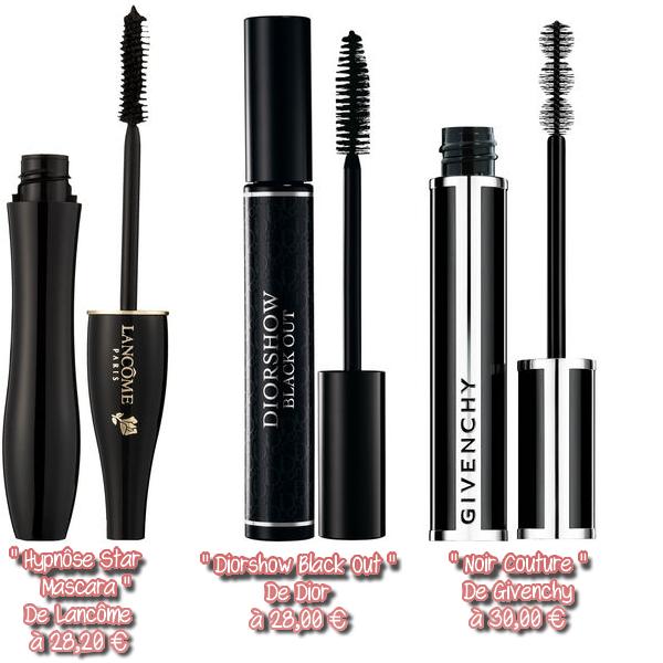 Voici le tout premier article Make up du blog!  Quel mascara utilisez-vous?Avez-vous un parfum favoris ?