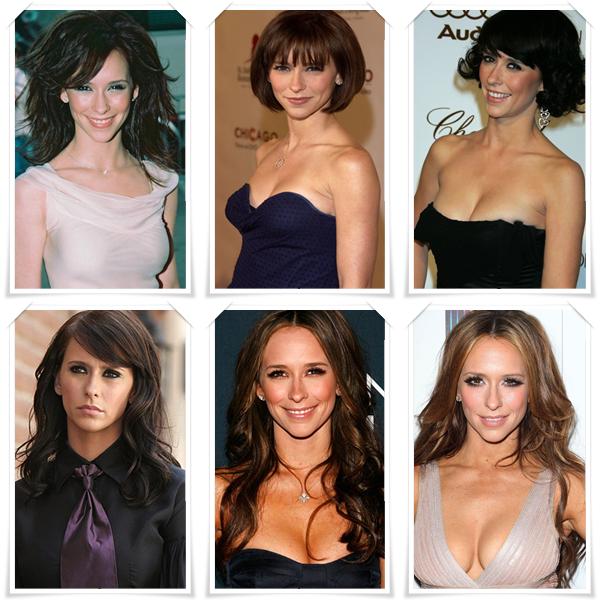 Découvrez l'évolution capillaire de l'actrice Jennifer Love Hewitt ! Elle a bien changer. Pour moi c'es t une très belle femme !