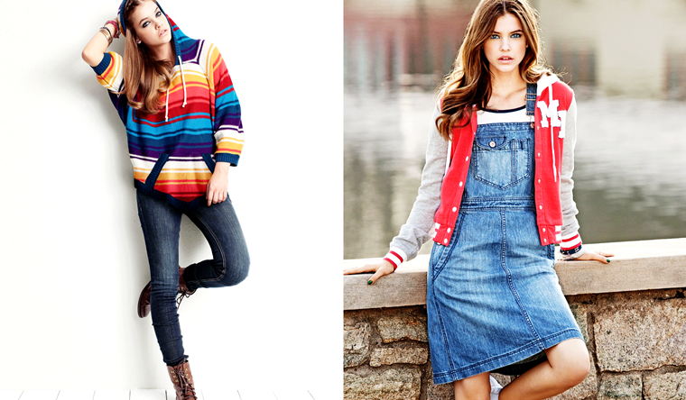 Barbara Palvin for H&M's Fall/Winter 2011 Campaign