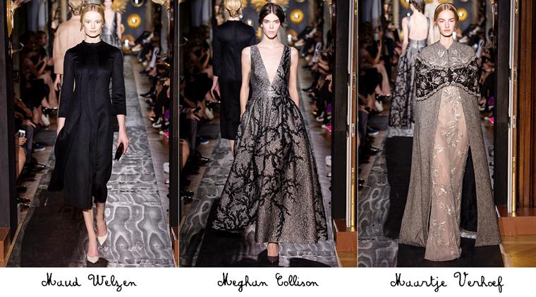 Valentino Fall/Winter 2013-14 Collection Haute Couture
