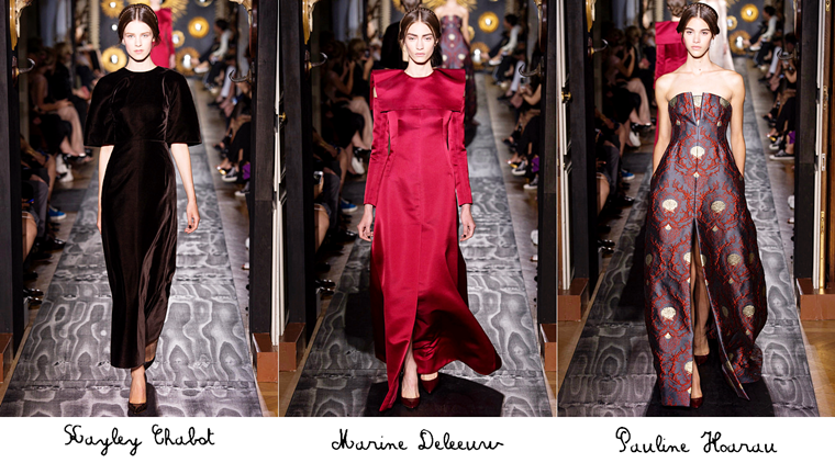 Valentino Fall/Winter 2013-14 Collection Haute Couture