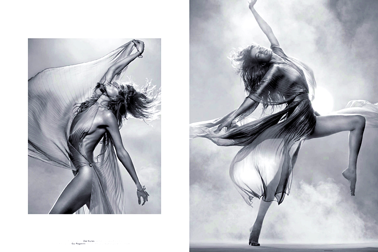 Gisele Bündchen for Vogue Brazil, May 2015, photographed by Inez & Vinoodh (2)