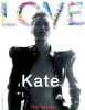 Kate Moss for Love #14, Fall/Winter 2015-16, photographed by David Sims