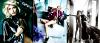 "Edita Vilkeviciute & Anja Rubik for Vogue Paris, ""French Riviera"", October 2013, photographed by Mario Testino (2)"