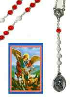 Le chapelet de Saint Michel Archange